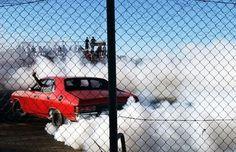 Simon Davidson Photography   Fubiz™ #car #smoke