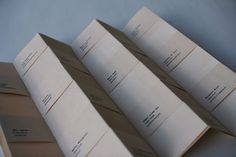 design work life » cataloging inspiration daily #handmade #book