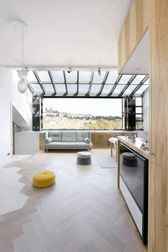Onyx Moon Loft in Prague by A1 Architects 3