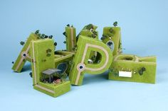 James Kape | Work: Parklife 2011 #models #design #graphic #letterforms #photography #typography