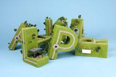 James Kape | Work: Parklife 2011 #models #design #graphic #letterforms #photography #typography