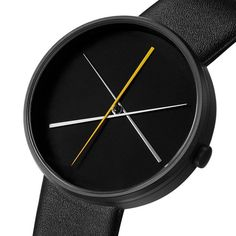 crossover watch #inspiration #creative #simplicity #design #photography #industrial #minimal #watch #fashion #beautiful #style