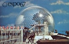WANKEN - The Blog of Shelby White» Expo 67 Montreal Post Cards #expo #world #fair #67 #vintage #postcard