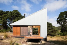 Off-Grid Tiny Cabin Inspired by Japanese Design: Bruny Island Hideaway