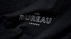 The Bureau Film Company on Behance