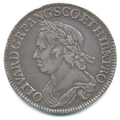Cromwellcoin.jpg (286×287) #coin #et #cetera #etc