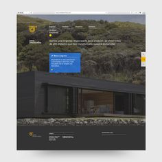 Intra Desarrollos by Firmalt #brand design #website