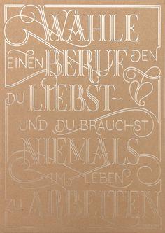 Verlag Hermann Schmidt #lettering #type