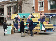 Erik's Designbuss #designbuss