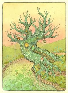 nimasprout #illustration #painting