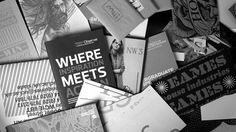 Daniel Gray - Blog #inspiration #white #black #books