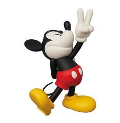 VICTORY CLUB MEMBERS / Mickey Mouse in peace sign #sign #v #mickey #mouse