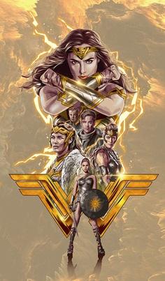 Wonder Woman by Chris Christodoulou
