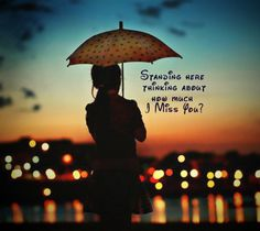I miss you a girl thinking #you #i #miss #quotes