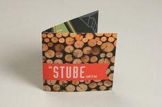 VALENTIN PAUWELS | die stube #switzerland #bar #flyer #cafe #basel #valentin pauwels #die stube #firewood