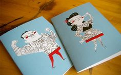 Tattoo It Yourself Cards #design #illustration #andrew kolb #tattoo #it #yourself #cards
