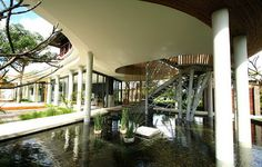 CJWHO ™ (Kayu Aga House by Yoka Sara Indonesian architect...) #design #interiors #indonesia #bali #architecture #luxury