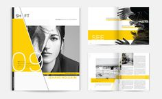Webpub_trio cover #layout #magazine #mag #editorial design
