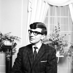 Stephen Hawking before ALS