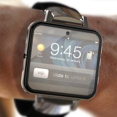 iWatch2 - The Black Workshop #product #apple #design