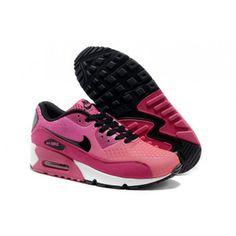 Nike Air Max 90 2014 Em Online Fushia