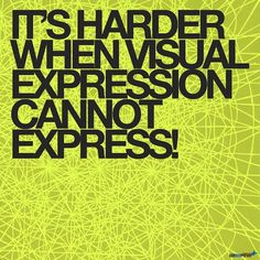 Visual Design #visual #pattern #quote #design #graphic #art #helvetica