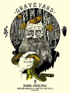 DVDandrea #snake #print #illustration