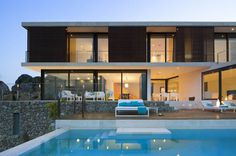 Framing Perfect Views In Every Room: Solitary Casa 115 in Mallorca #architecture