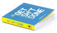 Get Shit Done Book #tech #flow #gadget #gift #ideas #cool