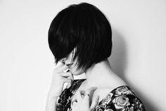 Black #white #black #photography #portrait #and