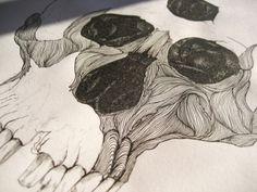 heymikel! #draw #skull #heymikel