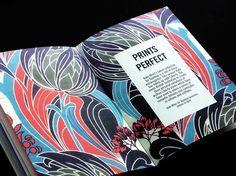 Insider-5.jpg (850×638) #flower #print #pattern #magazine