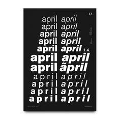April, April on Behance