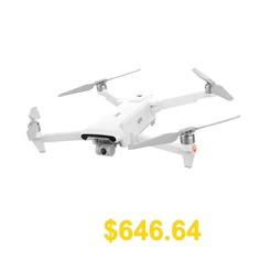 FIMI #X8 #SE #FPV #4K #3-Axis #Gimbal #WiFi #RC #Camera #Drone #Quadcopter #( #Xiaomi #Ecosystem #Product #) #- #WHITE