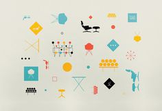 Herman Miller illustrations, Gavin Potenza