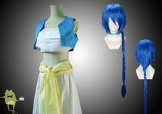 Labyrinth of Magic Magi Aladdin Cosplay Costume + Wig #magi #costume #aladdin #cosplay