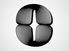 Zero #white #& #zero #black #typography