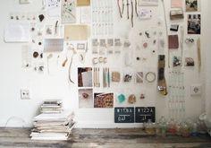 collection : kirstie van noort #van #design #graphic #wood #noort #wall #kirstie #pastel