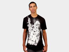 http://www.designbyhumans.com/shop/solider-t-shirt-has-ended/9887/ #illustration #design #graphic