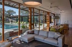 Lichen House in Sonoma Valley, California, Schwartz and Architecture 12