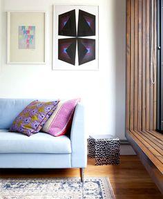 SuperLimao Studio Designed Urban House With Artistic Facade - #decor, #interior, #homedecor, #house, #home,