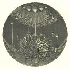 #Prints by Alexander Aksinin Title: Paul Eluard