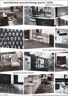 Bauhaus_02 #archiv #doppelpunkt #design #graphic #photography #poster #bauhaus #berlin #typography