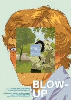 Tomer Hanuka #movie #collage #poster #film