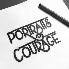 Hand drawn typography logo by Jenna Bresnahan #logotype #logo #branding #brand #handdrawntype #identity #type #typography