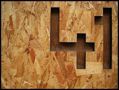 41 | Flickr - Photo Sharing! #found #numerals #wood #number #router #signage #type