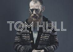 Rosie Lee - Tom Hull. #typography #identity #photography