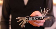 MT21 Multitool by Brooks England #tech #flow #gadget #gift #ideas #cool