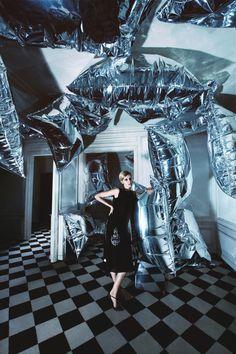 Camilla Akrans for Dior Magazine #fashion #photography