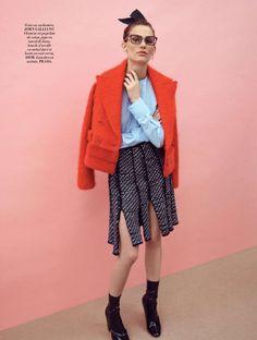 Vibrant Fashion Photography by Nick Hudson